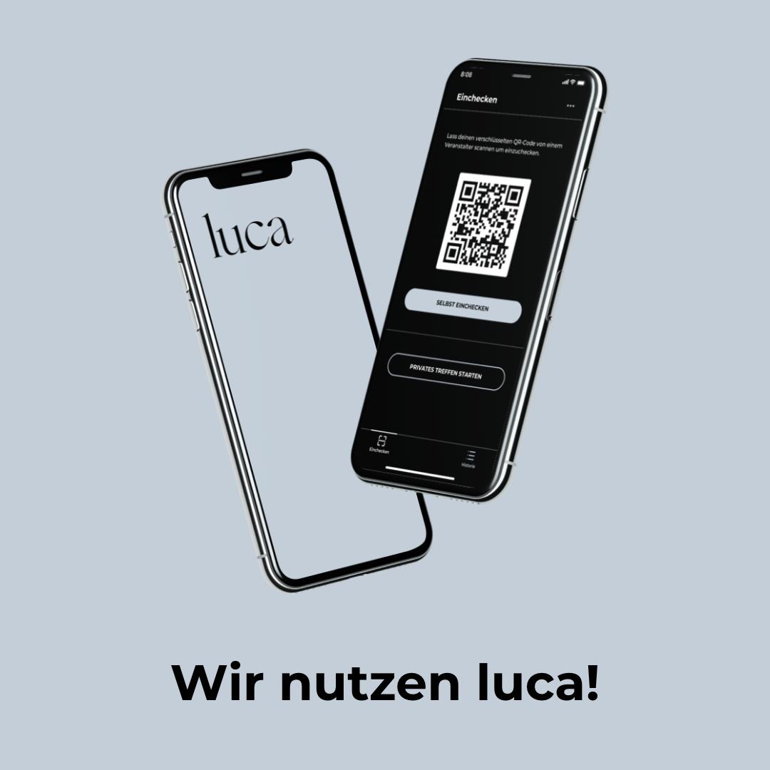 Wir nutzen Luca
