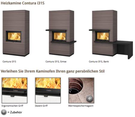 Die Contura i31S Varianten - Feuerland Kiel