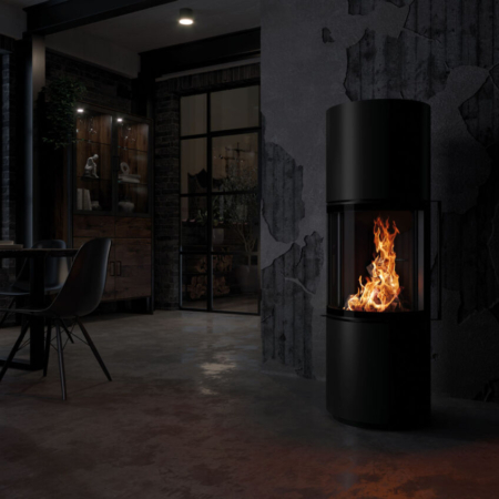 Spartherm Passo S Black Edition bei Feuerland in Kiel