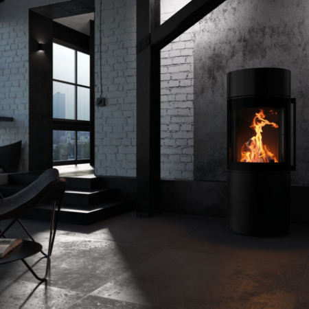 Spartherm Passo XS Black Edition bei Feuerland in Kiel