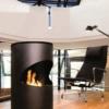 Outdoor & Indoor Bioethanol Ofen, Ruby Fires Solo
