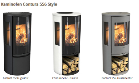 Die Contura 556 Style Varianten - Feuerland Kiel
