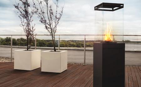 Termatech Skagen Outdoor Feuerstelle